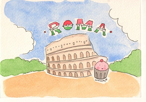 Cuppie in Rome