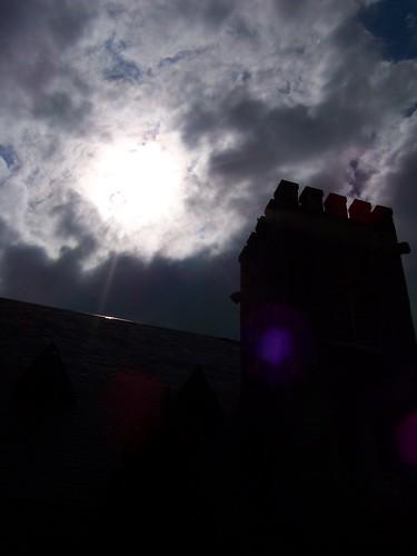 Sunspots ?