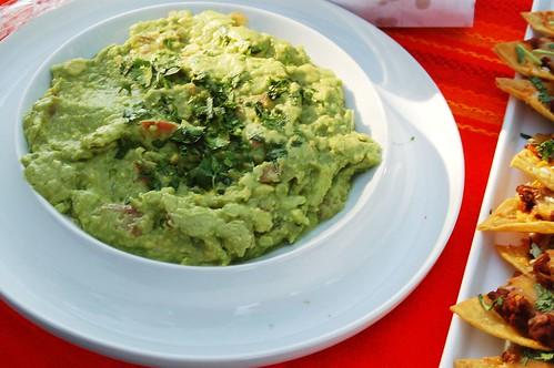 James' guacamole