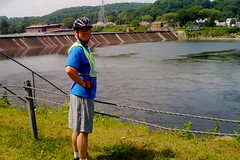 At the Dam in Shelton