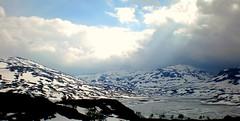 Haukeli (lossi2008) Tags: mountain snow nature norway heaven himmel fjell haukeli skyes