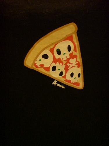 devilish pizza!