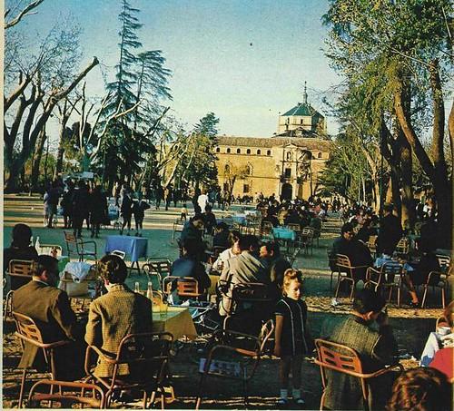 Paseo d ela Vega, Toledo en 1967