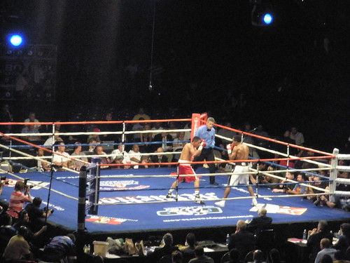 Boxing match- Primm NV
