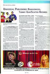Prensario Mayo 2008