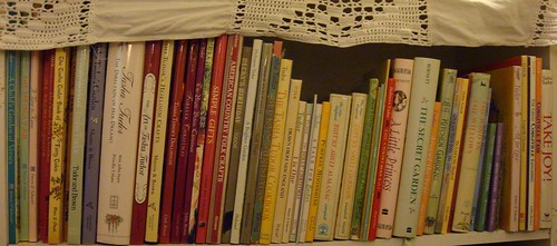 my Tasha Tudor Book collection