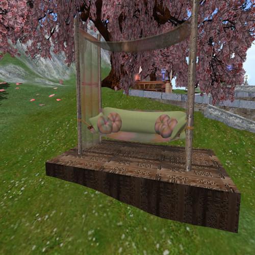 Cherry Blossom Cuddle