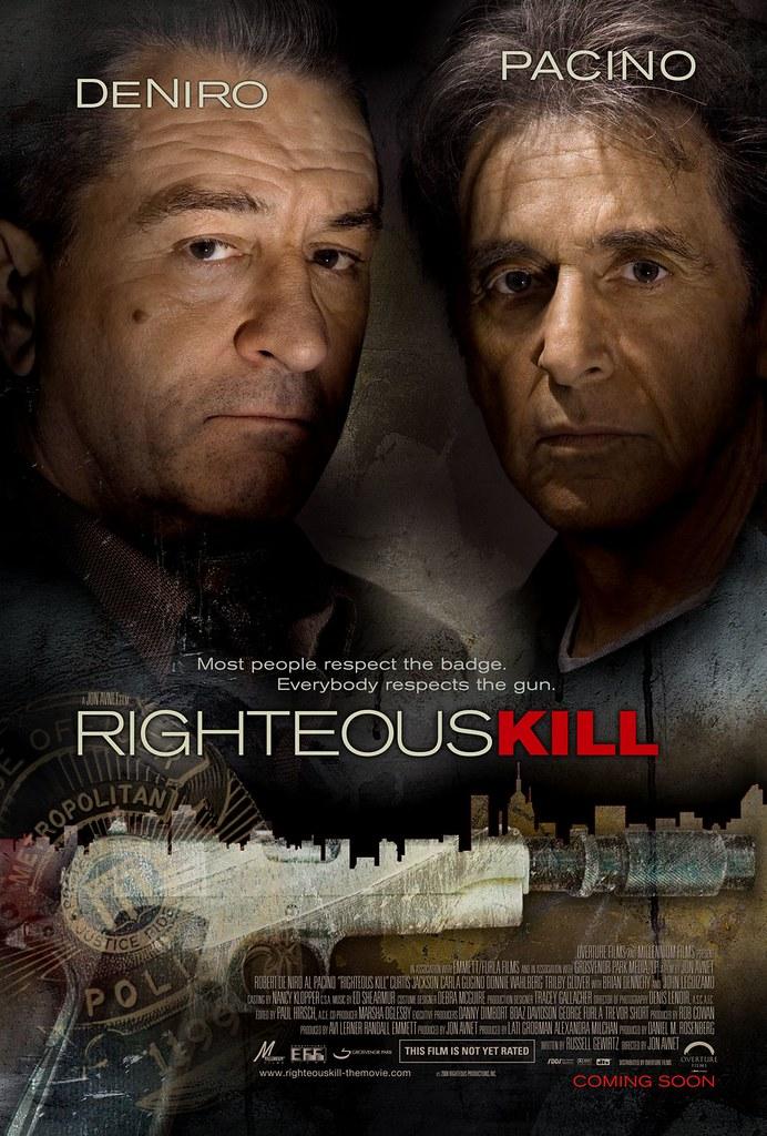 Orjinal Cinayetler Righteous Kill film izle