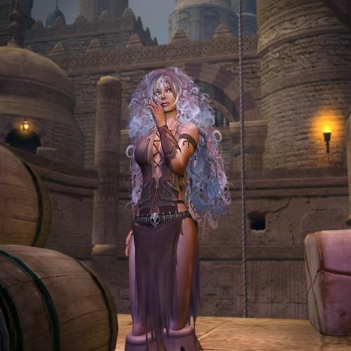 Dark Priestess 2