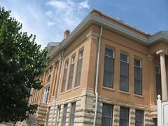 Cariege Libary/ Oklahoma Teritory Museum