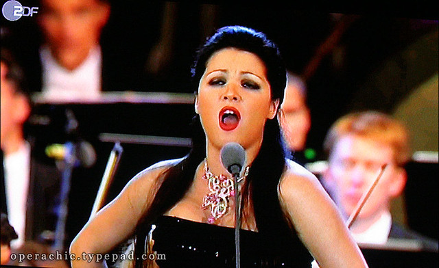 Friday, June 27, 2008 Concert Gala @ Vienna's Schloss Schonbrunn with Rolando Villazon, Placido Domingo, and Anna Netrebko by operachic_galavienna