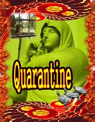 Quarantine. (craigless64) Tags: life music art collage digital photoshop creativity design artist song unique album irony craig hop tune morrison quip cmor