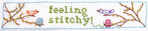feeling stitchy!