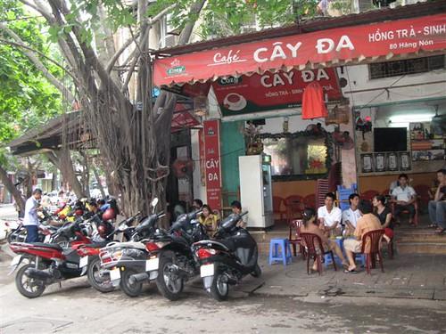 Vietnamese cafes