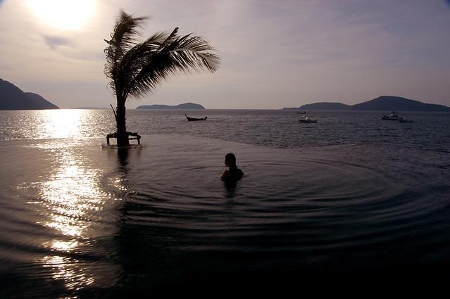 Infinity Pool, Evason Phuket