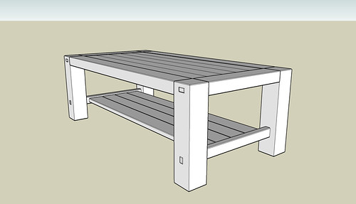 Coffee Table Drawing coffee table drawings pdf plans – woodworking ...