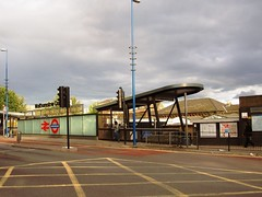 Picture of Walthamstow Central Station