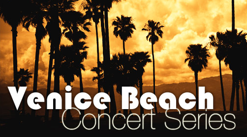 venice beach concert series