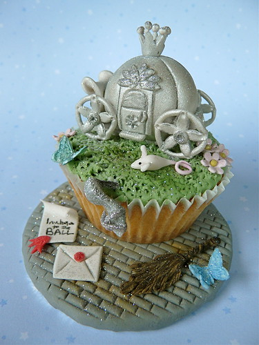A Cupcake Cinderella!