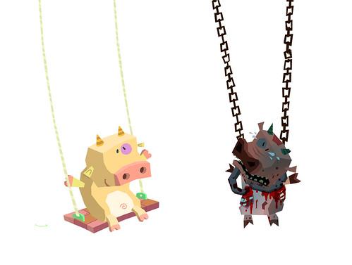 Cow Swing
