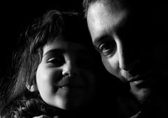 Come  profondo il mare (Gian Paolo Zoboli) Tags: portrait blackandwhite bw white black paolo ivan gian miriam bianco ritratto nero biancoenero interzona canonef50mmf18ii sfidephotoamatori obno zuccon gianpaolozoboli zoboli