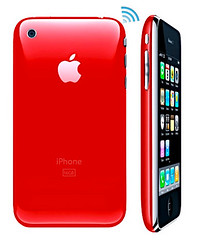Product (Red) iPhone