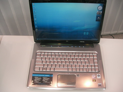 HP Pavilion Notebook PC dv7