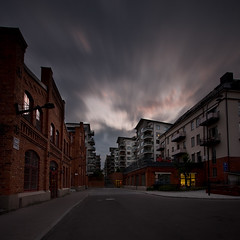 LillaEssingen 4 (Calle Artmark) Tags: longexposure clouds buildings sweden stockholm canon1022mm nd400 lillaessingen canoneos40d callehöglund chiiron hocal
