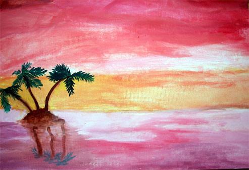 Anshu Seascape