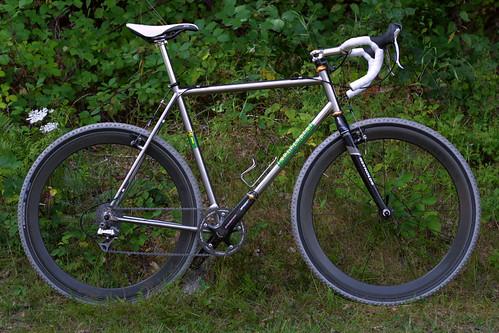 Ken's cross bike