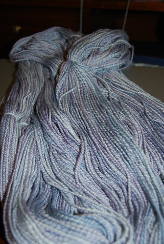 Merino/Bamboo yarn (by Nancy Walsh)