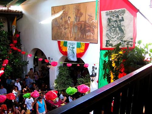 El Paseo Restaurant Fiesta Celebration