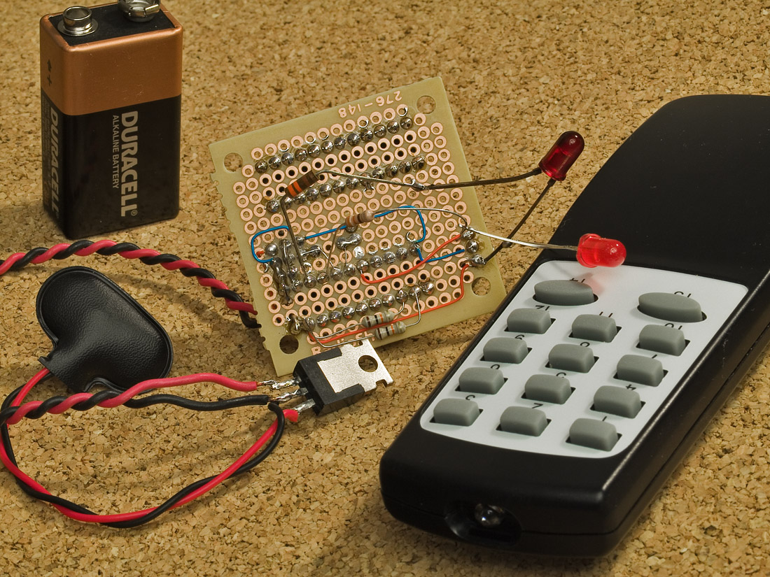 Adding An Led To A Knob Headphone Reviews And Discussion Rc Car Circuit Exposed Flickr Photo Sharing Img