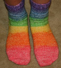 Rainbow Socks 3