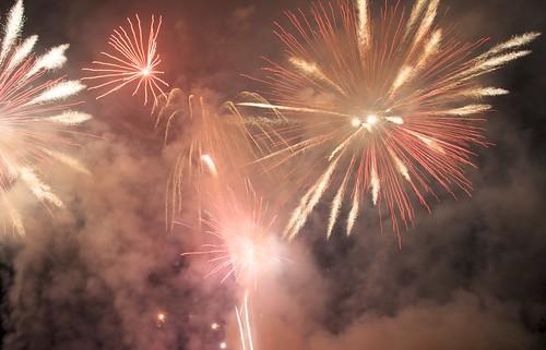 Butchart Fireworks