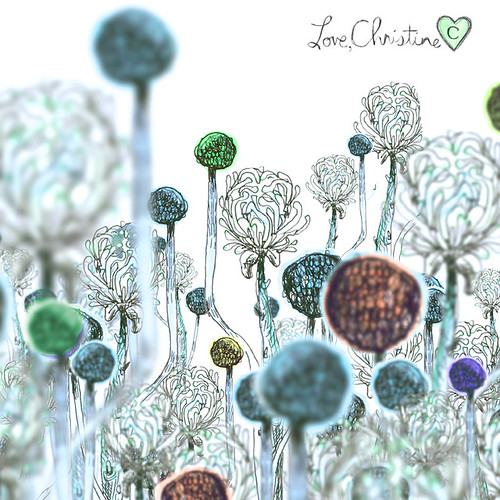 Le Jardin (vert)