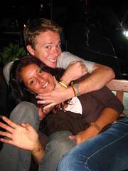 Brent and Johanna