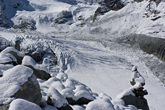 Glacier de Moiry (Le Vichiesso, Switzerland) Photo
