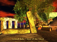 Schendi's Ruins (morenaslave) Tags: panther huntress gor kajira gorean iaomai taluna wangao junglesofschendi