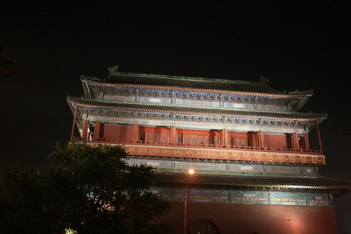 Drum Tower (by niklausberger)