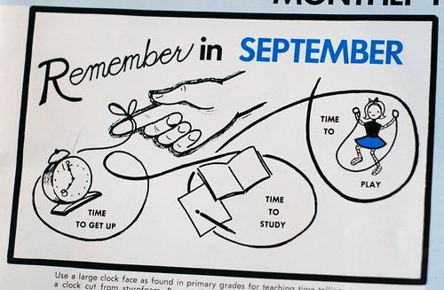 Remember In September