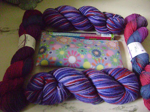 PURPLE RULES! SWAP SPOILS