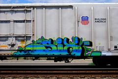 Sixer (All Seeing) Tags: up unionpacific six uprr armn reefers unionpacificrailroad sixer sixr