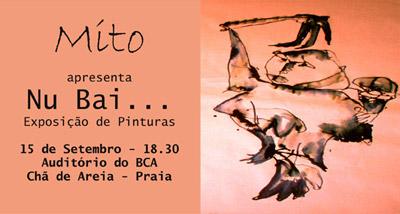 Nu Bai (Flyer) - Mito Elias