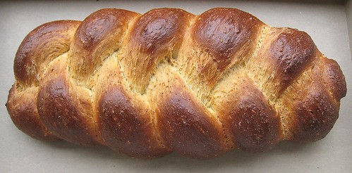 eatingclub vancouver: Whole Wheat Challah