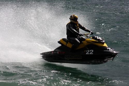 Jet-Ski race Montreux