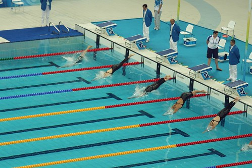 Women's 100m Freestyle - S9 Final (by niklausberger)