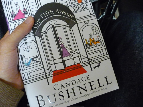One Fifth Avenue: the Candace Bushnell book