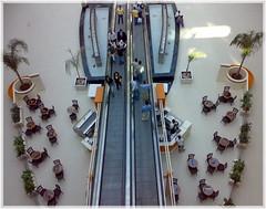 City Mall (SaudiSoul) Tags: city mall shopping cafe escalator amman jordan