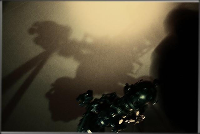 Man, Machine and Shadow, The Planetarium